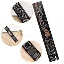 """PCB линейка v2-"""" для электронных инженеров/гиков/производителей/фанатов Arduino PCB линейка PCB упаковка PCB"""