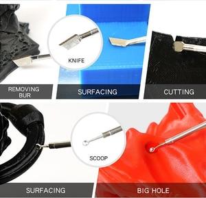 Image 5 - ProsKit SI 169U מיני הלחמה ברזל USB 5V 3D הדפסת גמר הלחמה דוד הלחמה טיפים פלסטיק גילוף חותך