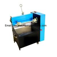 Trim film rewindider for bag making machine