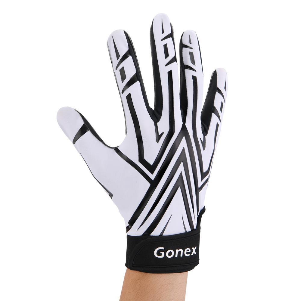 Gonex Football Gloves Adult Mens Receiver Gloves 1
