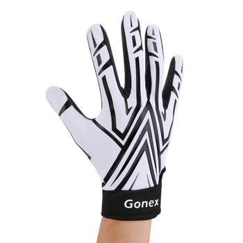 Gonex Football Gloves Adult Mens Receiver Gloves 1