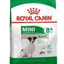 Royal Canin  Mini Adult 8+ Ração Seca Cão Senior Raças de Tamanho Pequena