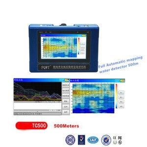 Image 2 - TC500 przenośne podziemne urządzenie do szukania wody lokalizator kopalni wykrywacz wody powłoki