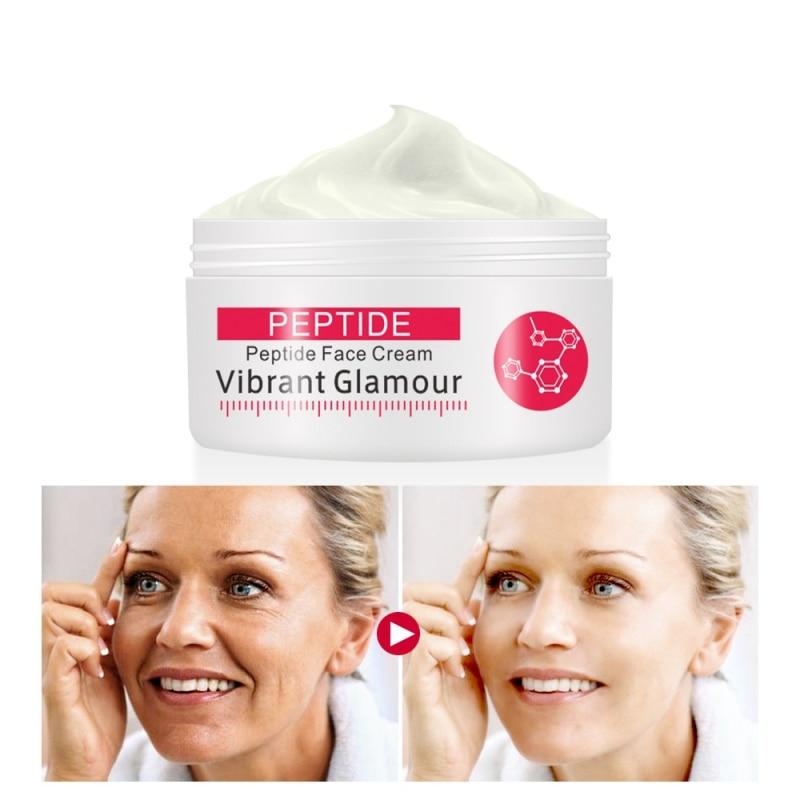 Useful Six Peptide Face Cream Anti Wrinkle Face Lifting Facial Cream Anti- Aging Skin Care Cream Face Care Cosmetic