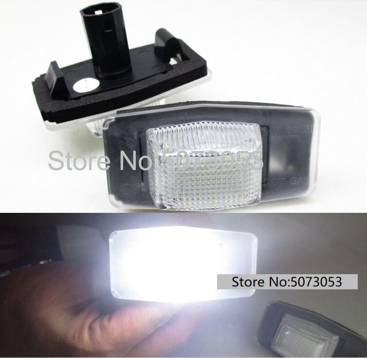 2x Fits Mazda CX-7 ER Xenon 10SMDs LED Error Free Canbus Side Light Bulb Upgrade