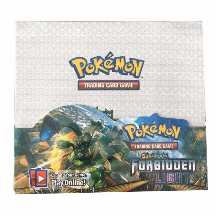 324 cái/bộ Pokemon TCG Ấn Bản Tiếng Anh Thẻ Năng Lượng Thẻ Chống Đỡ Thẻ Pikamon Pokemon Mất Thunder Bổ Sung Bộ Đồ Chơi Trẻ Em Quà Tặng