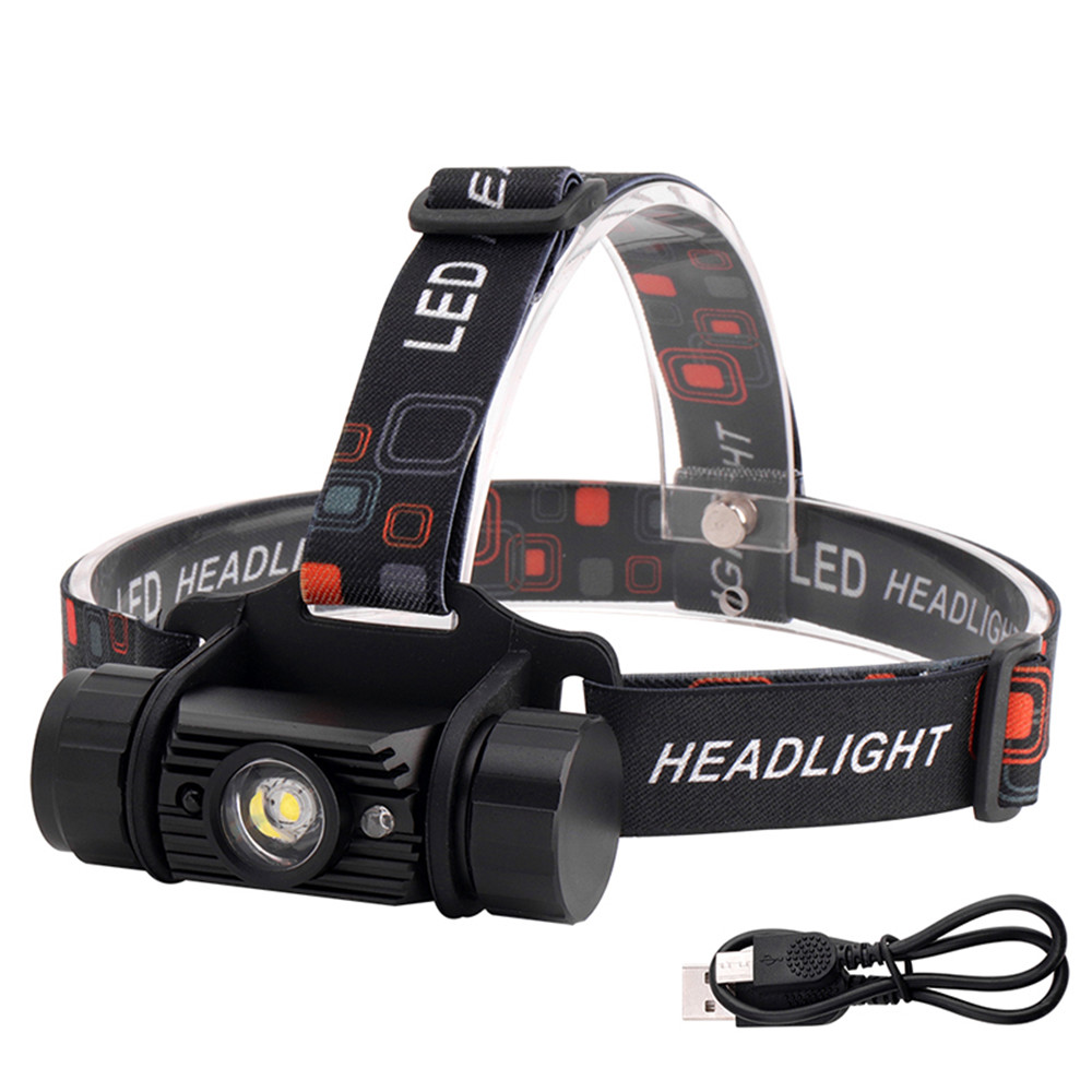 Led Küchenlampe Lampe Frontale Boruit B21 Led Headlamp Motion Sensor Headlight 1000lm 18650 Rechargeable Induction Fishing Head Torch Light|headlamps| - Aliexpress