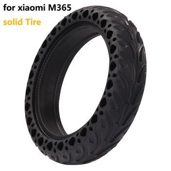 Neumáticos duraderos para Xiaomi Mijia M365 Pro MI, neumáticos sólidos, amortiguador, neumáticos de goma no neumáticos