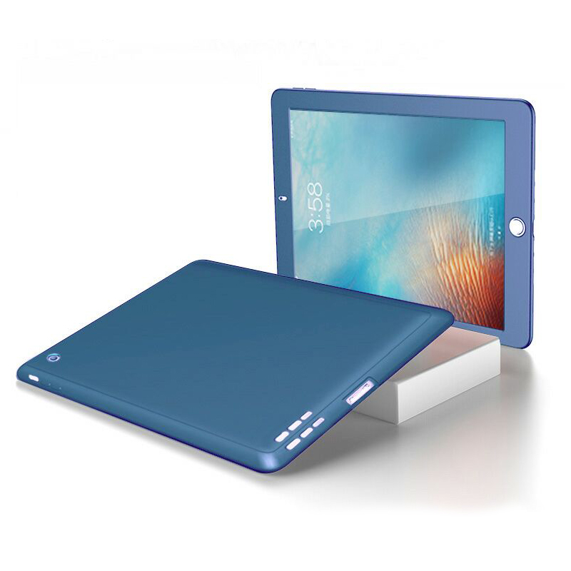Luxury 360 Full Protection Case For IPad 2 3 4 With Tempered Glass Cover A1458 A1459 A1460 A1395 A1396 A1416 A1430 Tablet Fundas