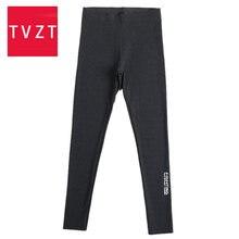 Tvzt 2020 женские спортивные брюки бесшовные леггинсы штаны