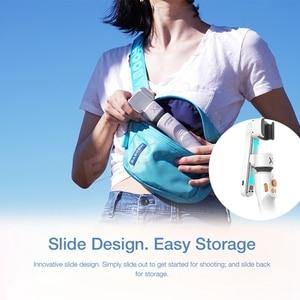 Image 5 - Zhiyun 부드러운 XS 스마트 폰 핸드 헬드 짐벌 안정제 Selfie 스틱 팔로 슬라이드 디자인 확장 스틱 아이폰 11 프로 최대 XS X