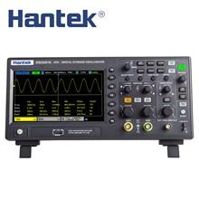 Цифровой осциллограф Hantek DSO2C10 2C15 2D10 2D15 2CH 100/150 МГц хранения Osciloscopio 1г Sampling с источника сигнала