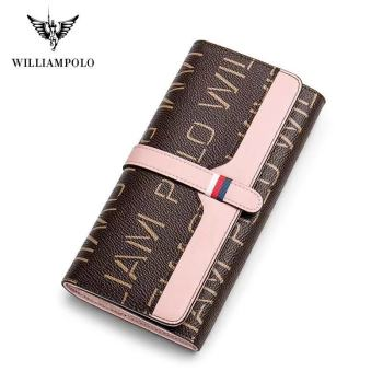 Men Women Wallet Clutch  Phone X Pocket Purse Card Holder Patchwork Long Fashion #191415
