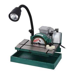 G520 токарный инструмент шлифовальный станок Настольный Универсальный точильный станок Электрический точильный станок 220 В/380 В 370 Вт 2800 об/ми...