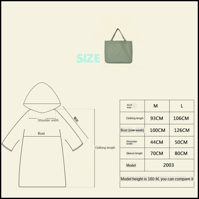 Green Long Raincoat Women Girl Rain Jacket Poncho Ultra Thin Women's Adult Rain Suit Waterproof Suit Gabardina Mujer Gift Ideas 4