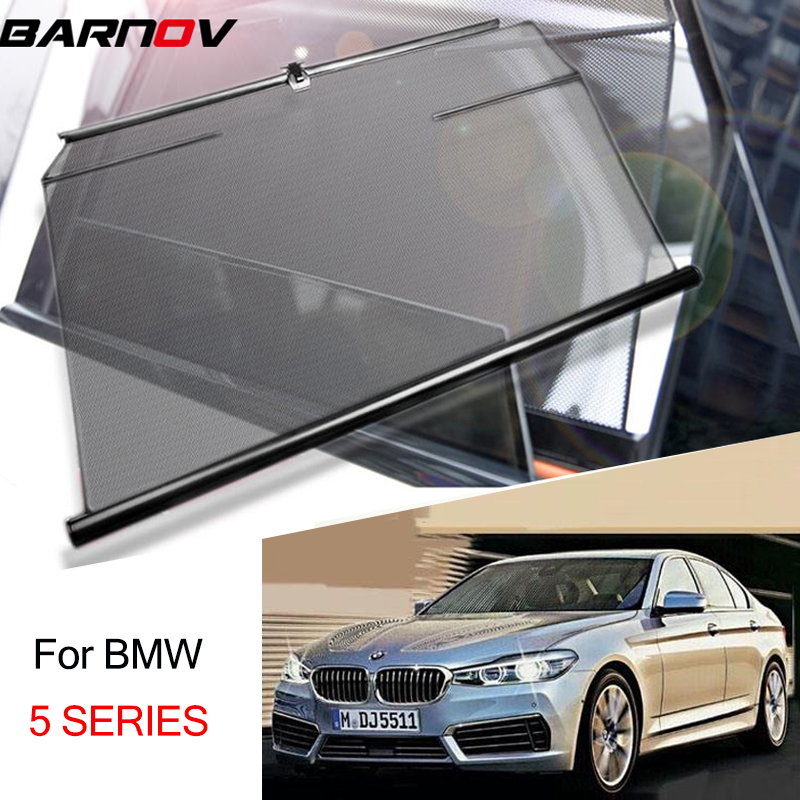 For Bmw 5 Series F10 E60 E61 E39 Car Special Sun Shade Side Window Automatic Lifting Sunscreen Insulation Telescopic Curtains Side Window Sunshades Aliexpress