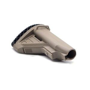 Image 4 - Hohe Qualität Tactical Nylon Lager für HK416 für Gel Blaster Paintball Airsoft Air Guns JinMing8 JinMing9 Spielzeug Zubehör