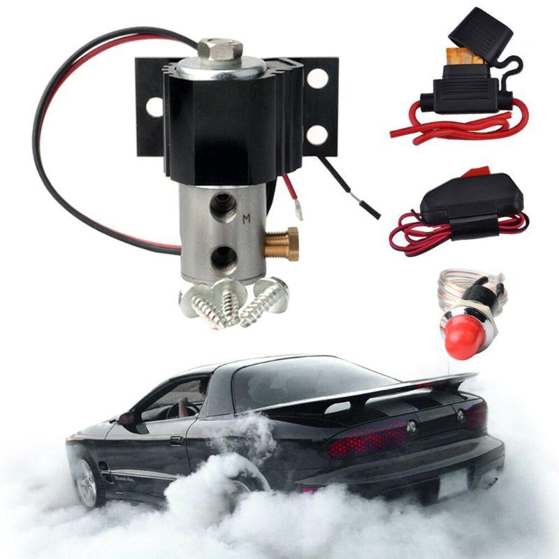 Kit de verrouillage universel de ligne de frein avant Kit de support de colline de contrôle de rouleau robuste