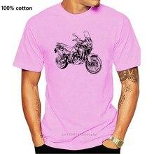 Modo caldo di vendita Afrika Twin T Shirt mit Grafik AfricaTwin T hemd