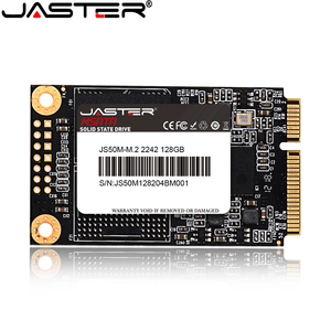 JASTER JS50M SSD mSATA SSD Solid State Disk SATA III ssd 128gb ssd 256gb Internal Solid State Hard Drive for laptop netbook PC