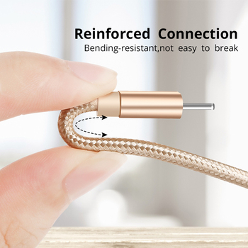 3.1A Fast Charging USB Cable For iPhone XS Max XR X 8 7 6 6S 5 5S iPad Cord Mobile Phone Cable Fast Data Charging cable 1