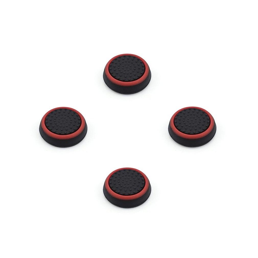 Колпачки для джойстика Playstation 4 Ps4 Pro тонкие силиконовые аналоговые ручки чехлы Xbox