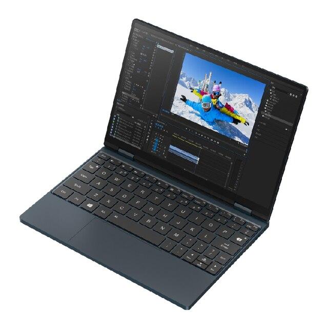 10.1inch 2560*1600 OneMix 4 Pocket Laptop Intel i7 i5 16G 512G/1T Backlit Keyboard 2-in-1 Tablet PC Win10 BT Fingerprint 1