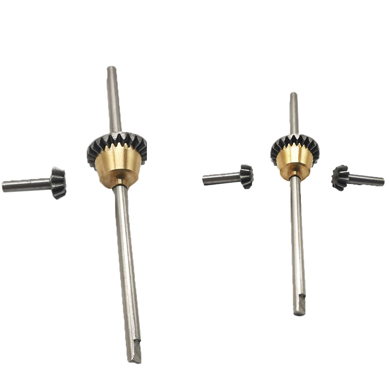 2set Metal Differential for WPL B1 B16 B36 C14 C24 C34 Q60 Q61 Q62 Q63 RC Car Parts (Rear & Middle)