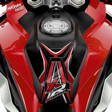 For BMW S1000XR S1000 XR 2020 2021 Motorcycle Gas Tank Pad Protection Decal