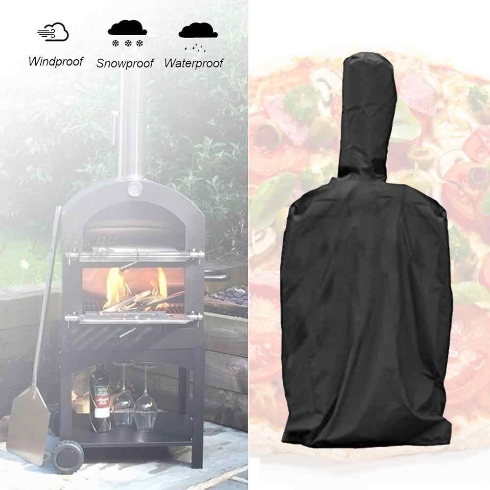 Pizza Oven Cover Oxford Cloth Charcoal