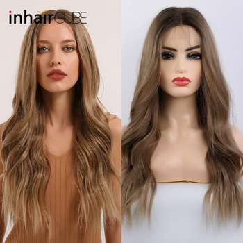 Inhaircube Ombre Brown 24