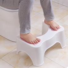 Ванная комната анти запоры для взрослых детей Нескользящие Пластиковые Подножка подставка для унитаза ребенка для умывальной раковины в туалете подставка для ног