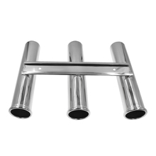 Rod-Holder Boat-Accessories Yacht Stainless-Steel Marine Triple for 3-Tube
