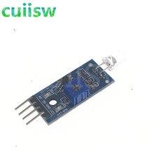 Capteur de lumière photosensible LM393, Module de capteur de lumière pour voiture intelligente Arduino 3.3 V-5V, 10 pièces