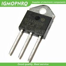50 sztuk BTA41 600B BTA41600B BTA41 BTA41 600B TO 3P triac dystrybutor 40 Amp 600 v nowy oryginał