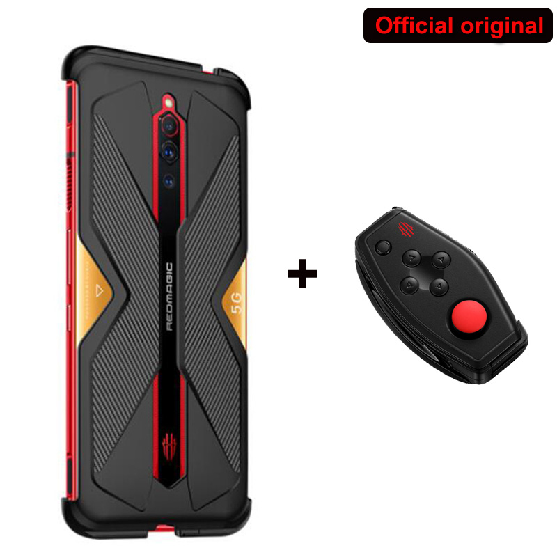 Red Magic 5G Bluetooth Wireless Gamepad for Nubia Red Magic 5G case Game Controller Joystick Phone Single Hand Gaming Handle|Fitted Cases| |  - title=