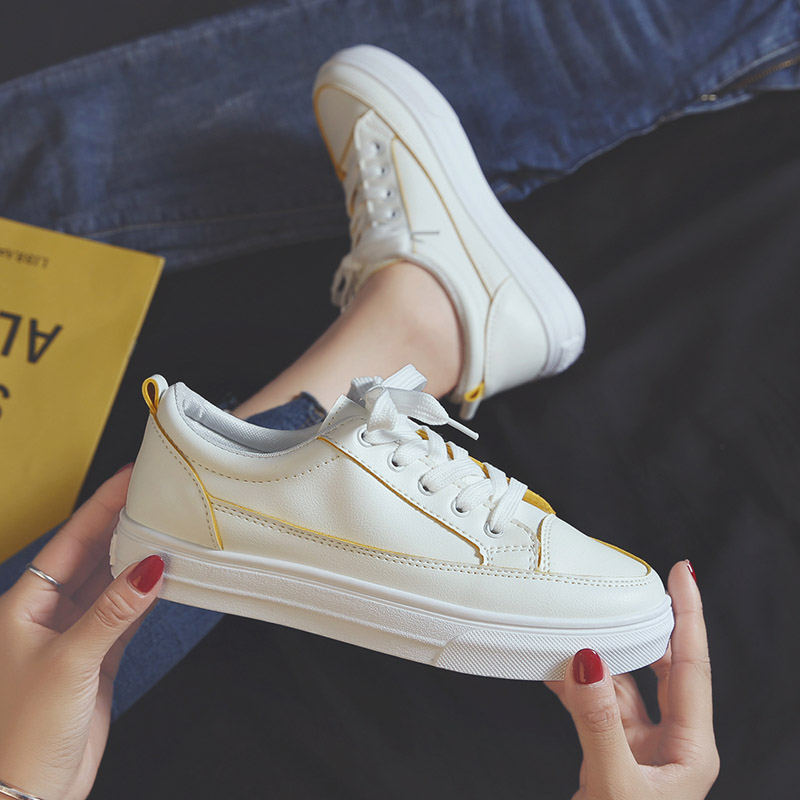 Shoes Ladies Sneakers Designer Platform-Wedge-Basket Autumn Women Luxury Brand Small