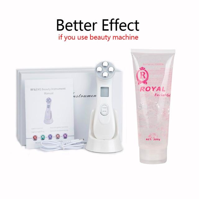 Dropshipping Beauty Gel Slimming Gel Skin Rejuvenation Mouisture Deep Hydration Skin Tightening Lifting For RF Beauty Machine 3
