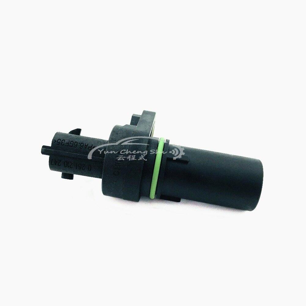 Crankshaft Position Sensor Front for Cadillac CTS SRX STS 0261210247