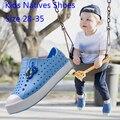 Children Wnc Native Shoes Summer Clog Shoes Scarpe Boys Girls Garden Shoes Beach Hollow Mules Clogs Candy Color Sandals|Mules & Clogs| |  -