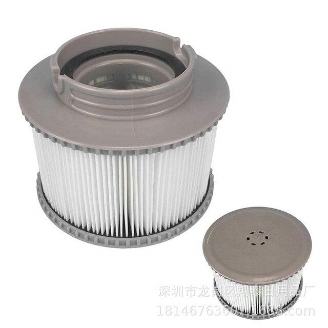 2 шт надувной бассейн патрон фильтра mspa плавательный фильтр