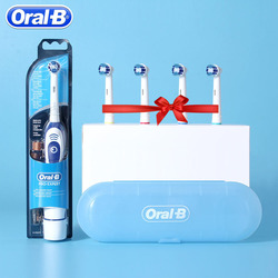Cepillo de dientes eléctrico genuino Oral B Sonic DB4010 quitar batería cepillo de dientes giratorio limpieza de precisión Braun dientes cabezal adulto