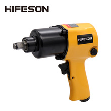 Pneumatic-Wrench-Kit Air-Tools HIFESON Impact Professional Spanner with Sleeves Auto-Repair
