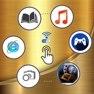 Image 3 - Sıcak dijital e kitap okuyucu akıllı Android WiFi pc çalar destek oyunları destek arka gece kullanımı için hediye 32GB kartı