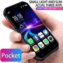 SOYES S10 עמיד למים כיס 4G LTE Smartphone 3 3GB 32GB 5MP טביעת אצבע פנים מזהה NFC Google לשחק חנות אנדרואיד 6.0