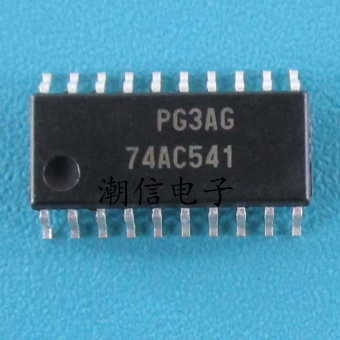10 個 74AC541 74AC541SJX: 5.2 ミリメートル