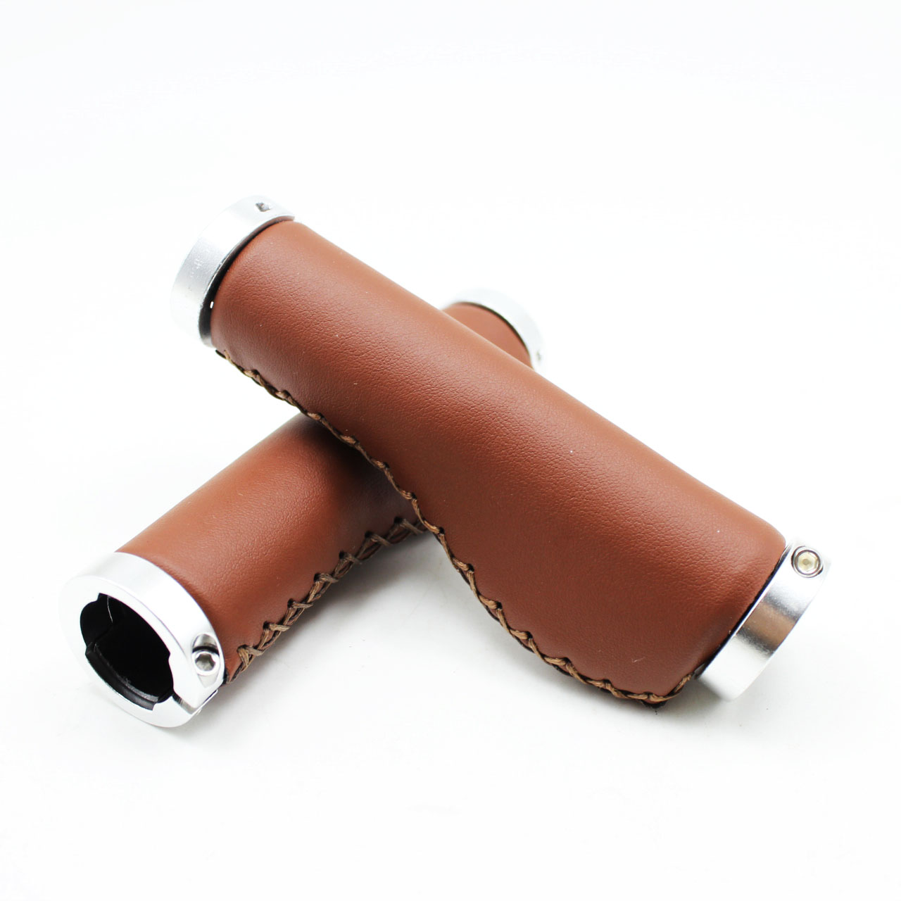 OGK retro vintage bike road city bicycle Grips 019K comfortable non-slip rubber