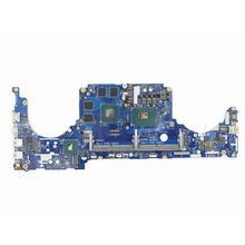 C5NXN 0C5NXN Echte Neue DDR4 Laptop Motherboard CKA50/CKF50 LA E991P w/i7 7700HQ + GTX 1050 Ti 4G für Dell Inspiron 7577