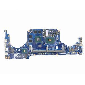 Image 1 - Placa base C5NXN 0C5NXN para ordenador portátil nuevo y genuino DDR4, CKA50 / CKF50 LA E991P w/ i7 7700HQ + GTX 1050 Ti 4G para Dell Inspiron 7577