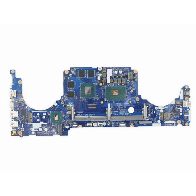 Placa base C5NXN 0C5NXN para ordenador portátil nuevo y genuino DDR4, CKA50 / CKF50 LA E991P w/ i7 7700HQ + GTX 1050 Ti 4G para Dell Inspiron 7577